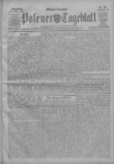 Posener Tageblatt 1909.03.20 Jg.48 Nr133