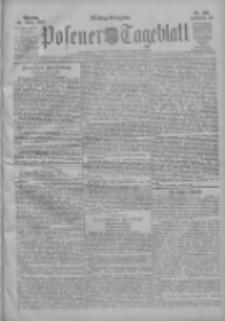 Posener Tageblatt 1909.03.22 Jg.48 Nr136