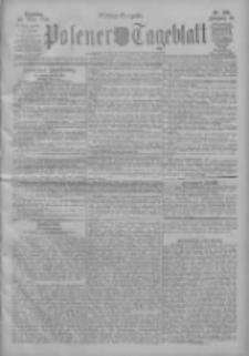 Posener Tageblatt 1909.03.23 Jg.48 Nr138