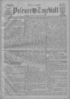 Posener Tageblatt 1909.03.27 Jg.48 Nr145