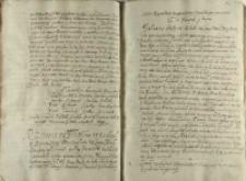 Respons od Ich Mciow PP radnych y rycerstwa woiewodztw wielgopolskich, ktorzy się pod Sieradz podług vniuersału kolskiego zgromadzili w roku ninieiszym 1607, Sieradz 21.03.1607