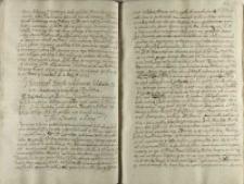 Vniuersał ziazdu pod Lwowem Ich Mciom Panom Senatorom y wszystkiego rycerstwa, Lwów 02.03.1607