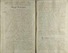 Respons KJMci [Zygmunta III] panom posłom ziazdu lubelskiego do KJMci posłanym dany w Krakowie 30 dnia czerwca Roku Pańskiego 1606