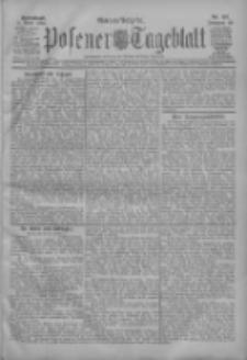 Posener Tageblatt 1909.04.03 Jg.48 Nr157