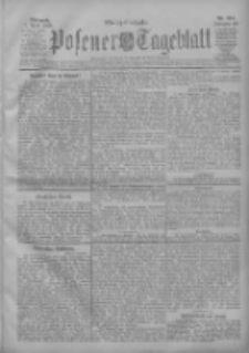 Posener Tageblatt 1909.04.07 Jg.48 Nr164