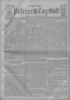 Posener Tageblatt 1909.04.08 Jg.48 Nr165