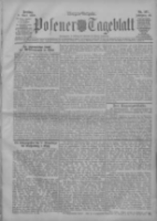 Posener Tageblatt 1909.04.09 Jg.48 Nr167
