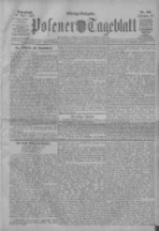 Posener Tageblatt 1909.04.10 Jg.48 Nr168