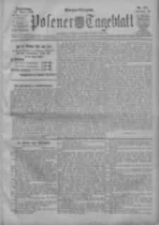Posener Tageblatt 1909.04.15 Jg.48 Nr173