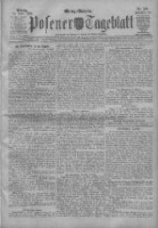 Posener Tageblatt 1909.04.19 Jg.48 Nr180