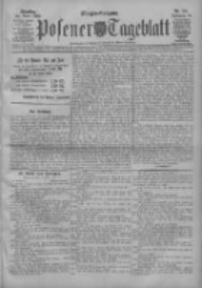 Posener Tageblatt 1909.04.20 Jg.48 Nr181