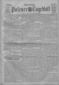 Posener Tageblatt 1909.04.20 Jg.48 Nr182