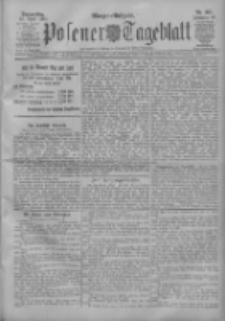 Posener Tageblatt 1909.04.22 Jg.48 Nr185