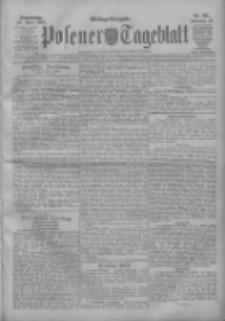 Posener Tageblatt 1909.04.22 Jg.48 Nr186