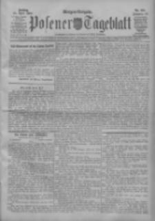 Posener Tageblatt 1909.04.23 Jg.48 Nr187