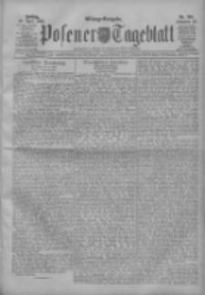 Posener Tageblatt 1909.04.23 Jg.48 Nr188