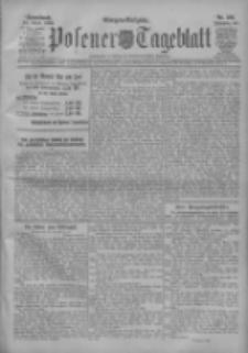 Posener Tageblatt 1909.04.24 Jg.48 Nr189