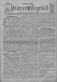 Posener Tageblatt 1909.04.25 Jg.48 Nr191