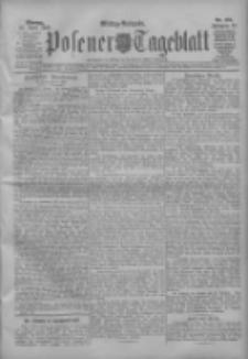 Posener Tageblatt 1909.04.26 Jg.48 Nr192