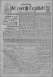 Posener Tageblatt 1909.04.27 Jg.48 Nr193