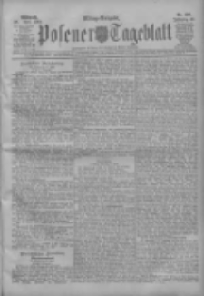 Posener Tageblatt 1909.04.28 Jg.48 Nr196