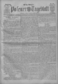 Posener Tageblatt 1909.04.29 Jg.48 Nr198