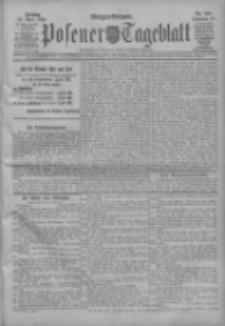 Posener Tageblatt 1909.04.30 Jg.48 Nr199