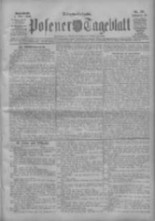 Posener Tageblatt 1909.05.01 Jg.48 Nr201