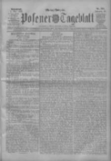 Posener Tageblatt 1909.05.01 Jg.48 Nr202