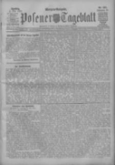 Posener Tageblatt 1909.05.02 Jg.48 Nr203
