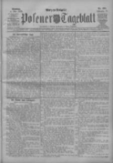 Posener Tageblatt 1909.05.04 Jg.48 Nr205