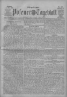 Posener Tageblatt 1909.05.04 Jg.48 Nr206