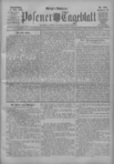 Posener Tageblatt 1909.05.06 Jg.48 Nr209