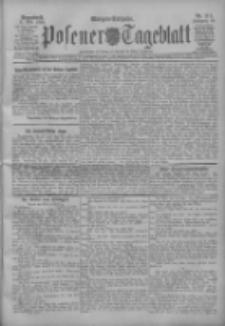 Posener Tageblatt 1909.05.08 Jg.48 Nr213