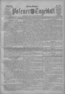 Posener Tageblatt 1909.05.08 Jg.48 Nr214