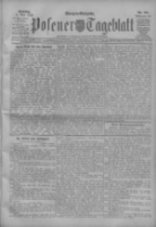 Posener Tageblatt 1909.05.09 Jg.48 Nr215