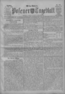 Posener Tageblatt 1909.05.11 Jg.48 Nr218