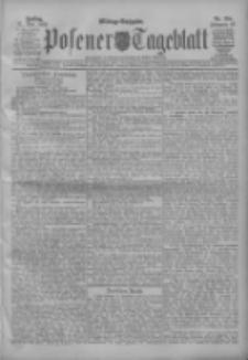 Posener Tageblatt 1909.05.21 Jg.48 Nr234