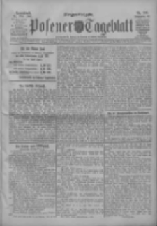 Posener Tageblatt 1909.05.22 Jg.48 Nr235
