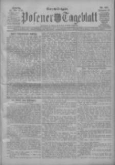 Posener Tageblatt 1909.05.23 Jg.48 Nr237