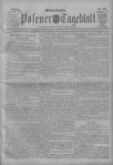 Posener Tageblatt 1909.05.25 Jg.48 Nr240