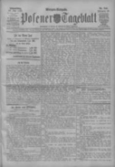 Posener Tageblatt 1909.05.27 Jg.48 Nr243