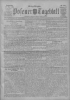 Posener Tageblatt 1909.05.27 Jg.48 Nr244