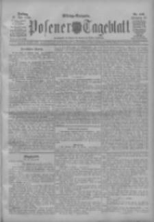 Posener Tageblatt 1909.05.28 Jg.45 Nr246