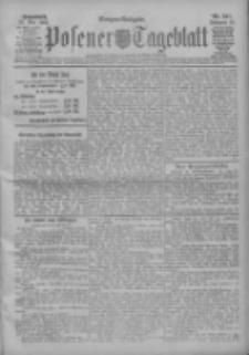 Posener Tageblatt 1909.05.29 Jg.48 Nr247