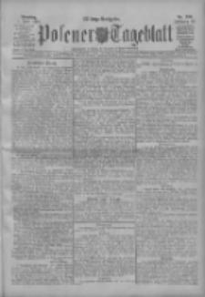 Posener Tageblatt 1909.06.01 Jg.48 Nr250