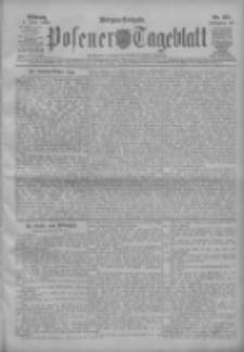Posener Tageblatt 1909.06.02 Jg.48 Nr251