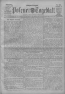 Posener Tageblatt 1909.06.03 Jg.48 Nr253