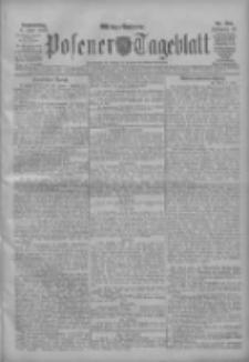 Posener Tageblatt 1909.06.03 Jg.48 Nr254