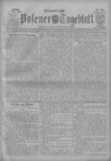 Posener Tageblatt 1909.06.04 Jg.48 Nr255